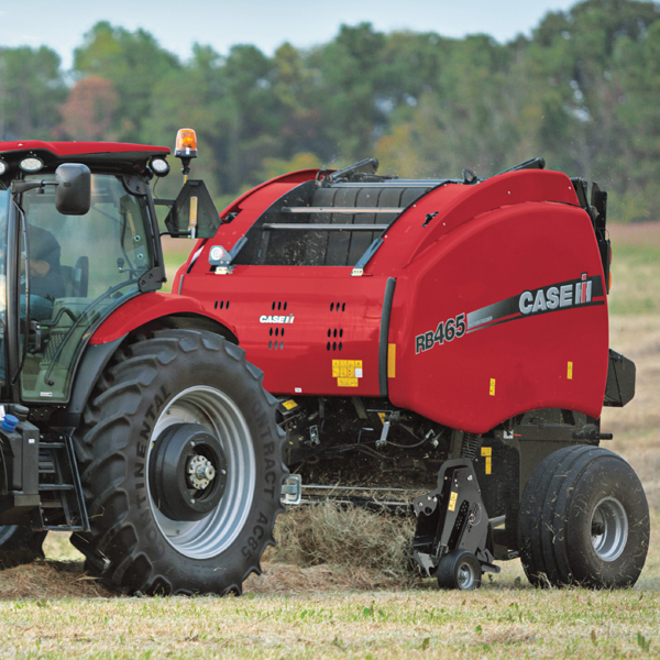 CaseIH, New Holland | New and Used Round and Square Balers