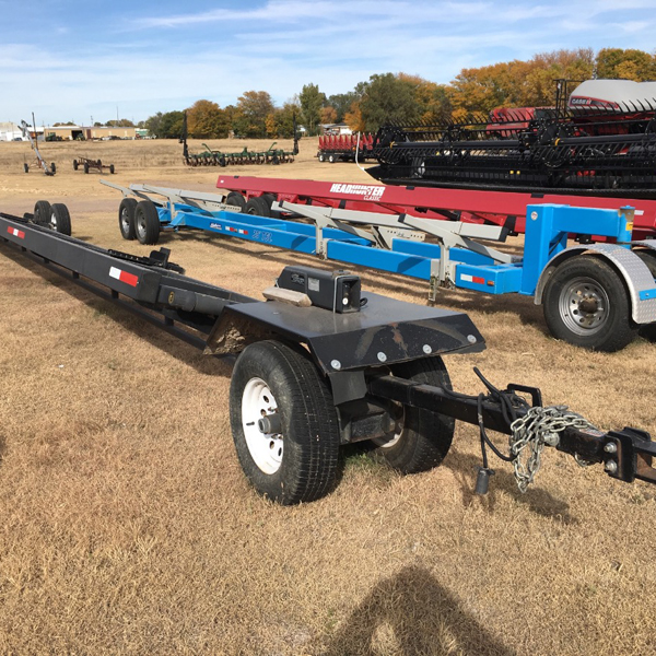HeadHunter, Maurer new and used header trailers