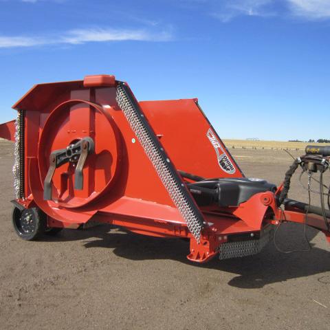 Rhino, Woods, Landpride new and used pull-type mowers