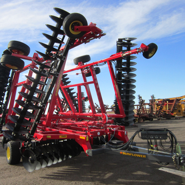 Great Plains, Orthman, CaseIH, Sunflower new and used tillage equipment