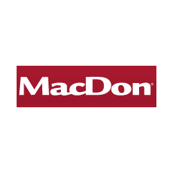 MacDon hay equipment and headers