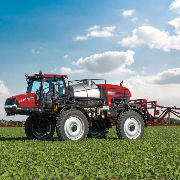 CaseIH sprayers | new and used sprayers