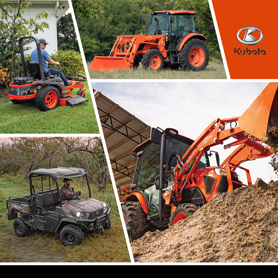 Kubota 2020 Fall Buyer's Guide - Colby Ag Center in Colby, KS